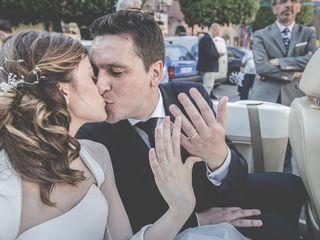 Le nozze di Nadia e Davide