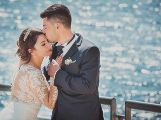 Le nozze di Mariarosaria e Giovanni