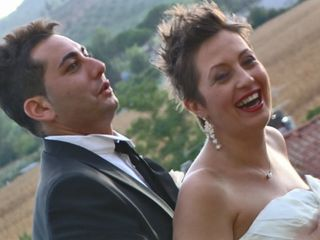 Le nozze di Manuela e Ciro
