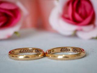 Le nozze di Alice e Manuel 2