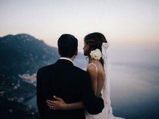 Le nozze di Emma e Gianluca