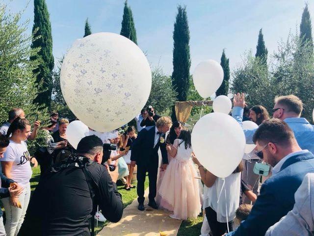 Il matrimonio di Claudio e Tamara a Lajatico, Pisa 2