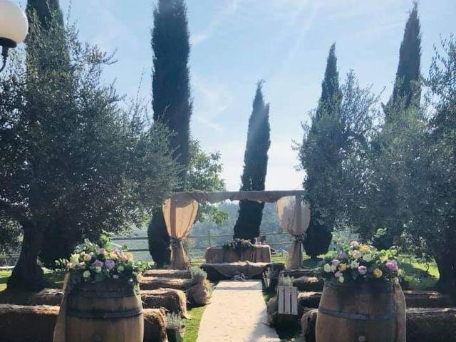 Il matrimonio di Claudio e Tamara a Lajatico, Pisa 5
