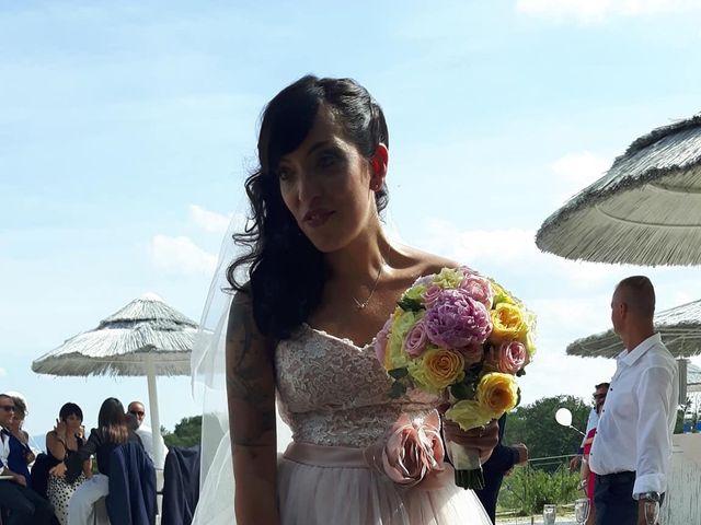 Il matrimonio di Claudio e Tamara a Lajatico, Pisa 10