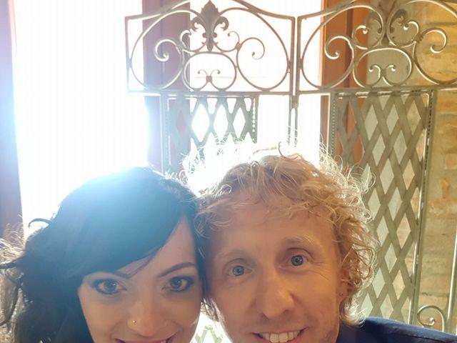 Il matrimonio di Claudio e Tamara a Lajatico, Pisa 33