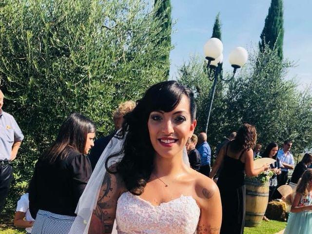 Il matrimonio di Claudio e Tamara a Lajatico, Pisa 35