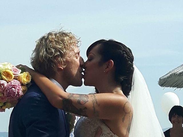 Il matrimonio di Claudio e Tamara a Lajatico, Pisa 36