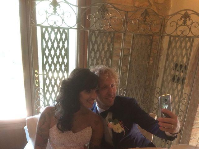 Il matrimonio di Claudio e Tamara a Lajatico, Pisa 39