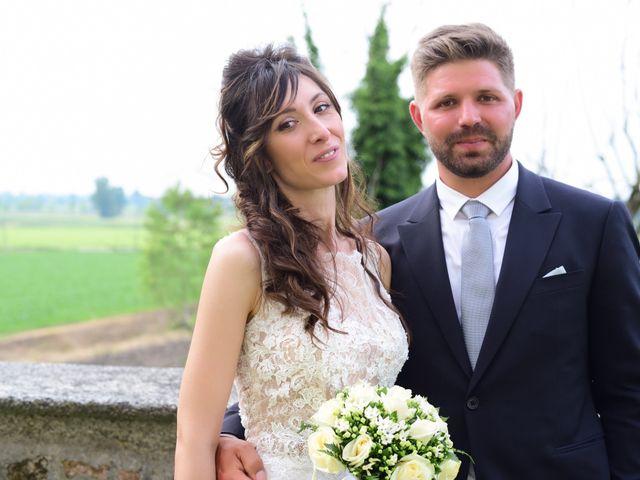 le nozze di Sonia e Massimo