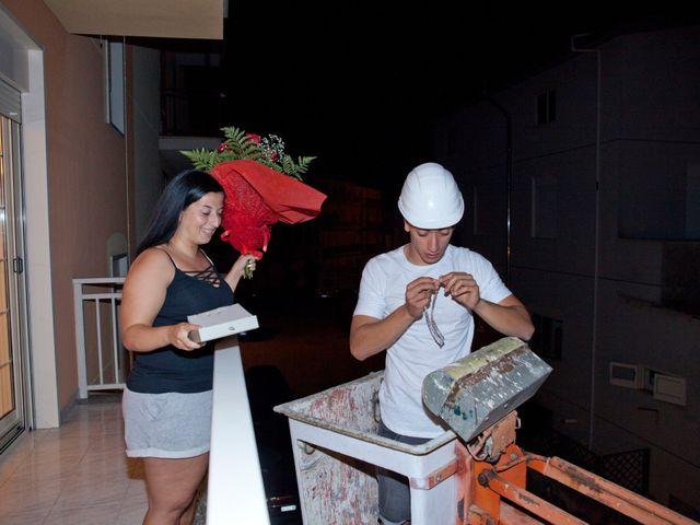 Il matrimonio di Mike e Angela a Sommatino, Caltanissetta 2