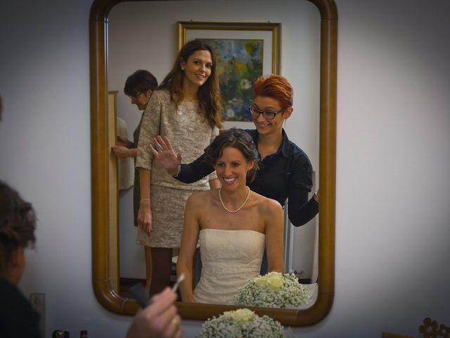 Il matrimonio di Enrico e Chiara a Vedelago, Treviso 9
