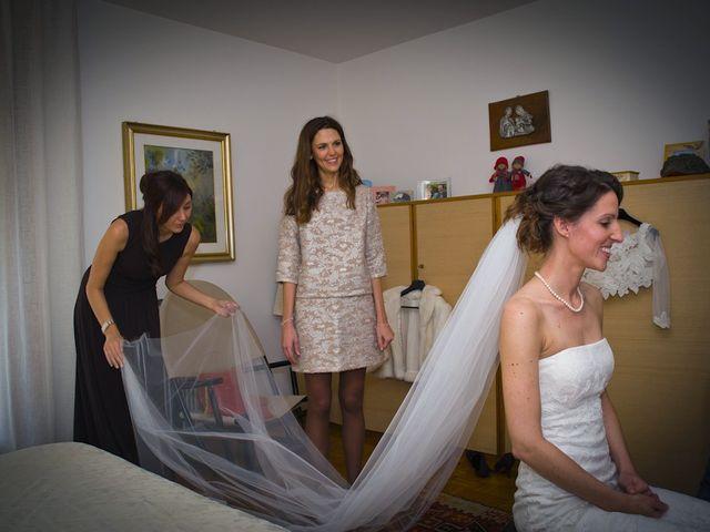 Il matrimonio di Enrico e Chiara a Vedelago, Treviso 10