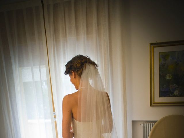 Il matrimonio di Enrico e Chiara a Vedelago, Treviso 11