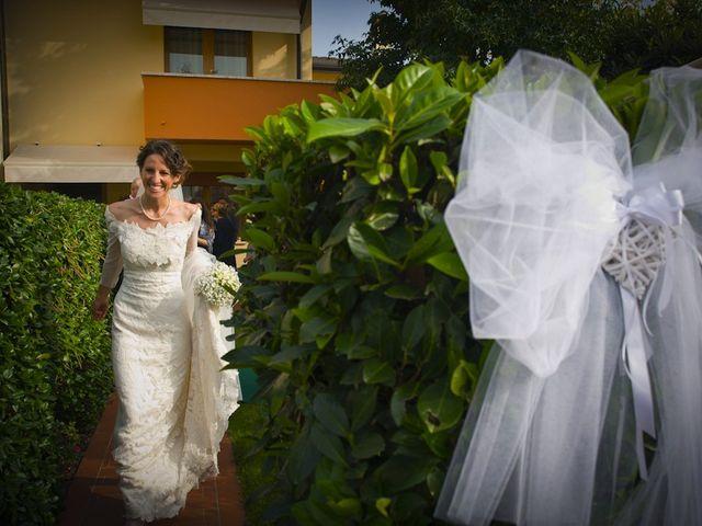 Il matrimonio di Enrico e Chiara a Vedelago, Treviso 21