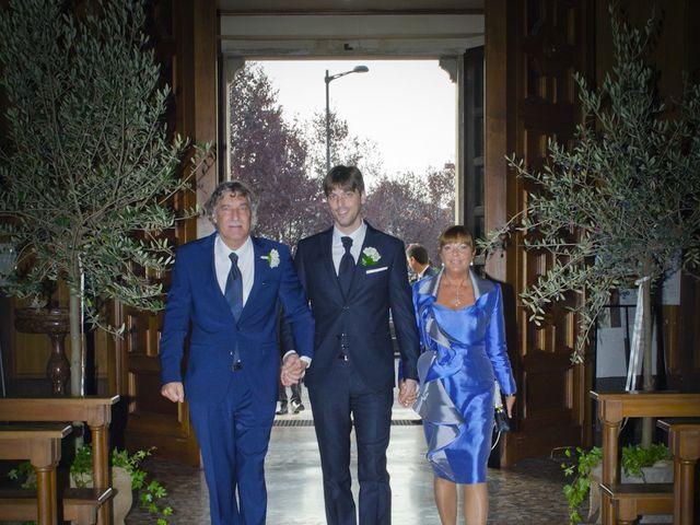 Il matrimonio di Enrico e Chiara a Vedelago, Treviso 27