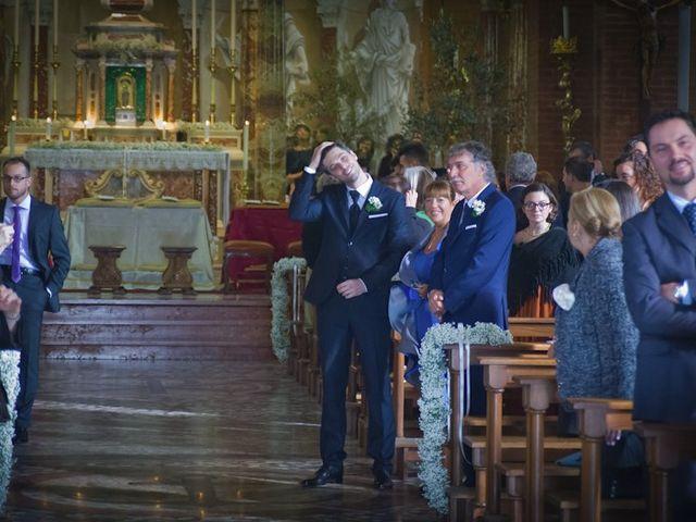 Il matrimonio di Enrico e Chiara a Vedelago, Treviso 30
