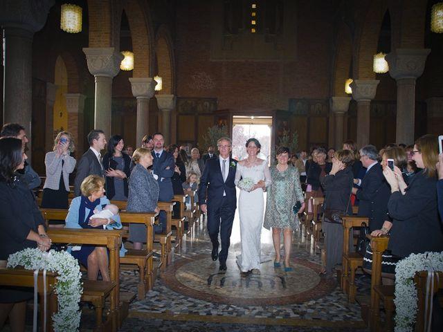 Il matrimonio di Enrico e Chiara a Vedelago, Treviso 31