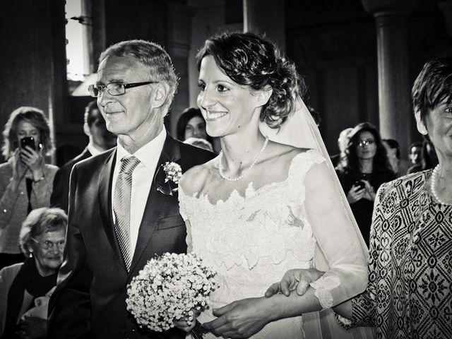 Il matrimonio di Enrico e Chiara a Vedelago, Treviso 32