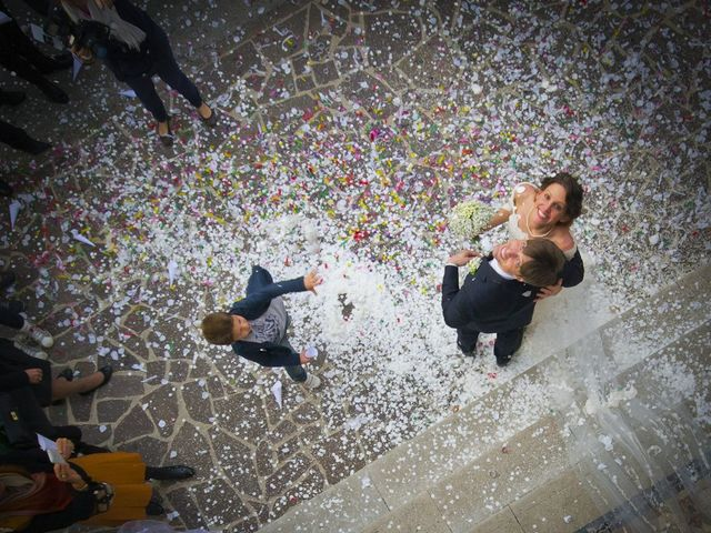 Il matrimonio di Enrico e Chiara a Vedelago, Treviso 53