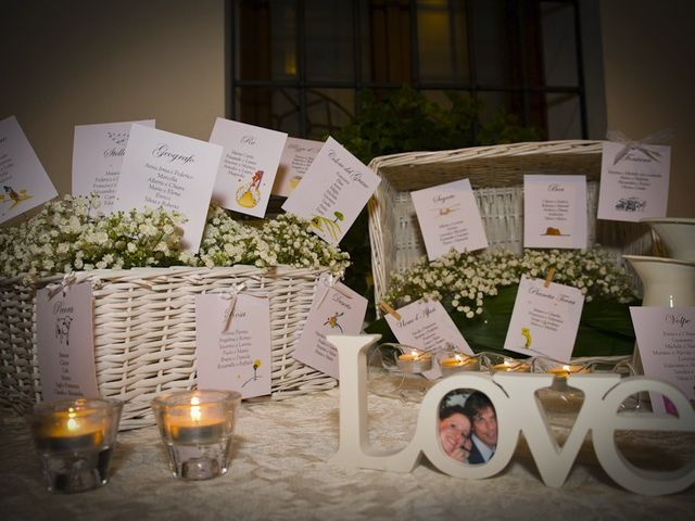 Il matrimonio di Enrico e Chiara a Vedelago, Treviso 70