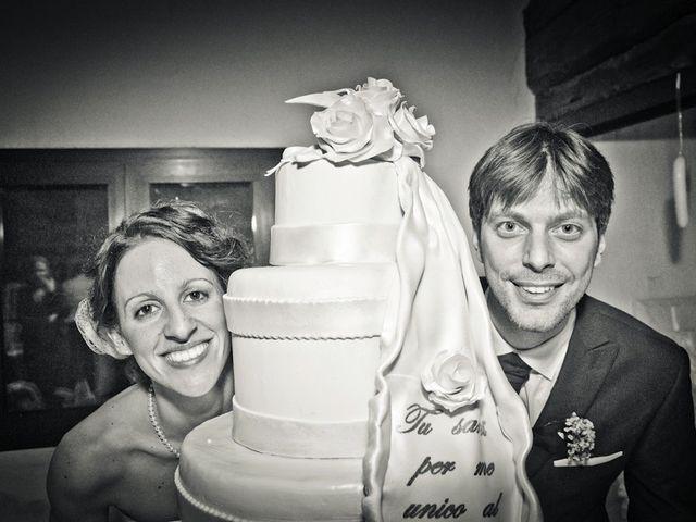 Il matrimonio di Enrico e Chiara a Vedelago, Treviso 78