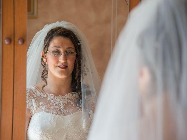 Il matrimonio di Luca e Costanza a Barzanò, Lecco 4