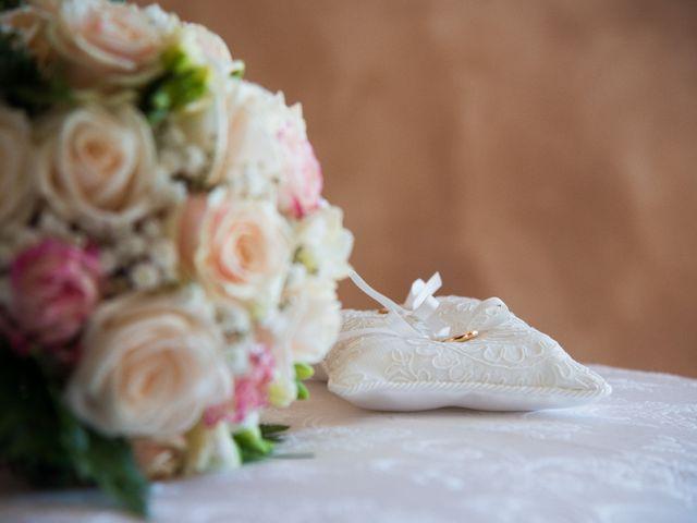 Il matrimonio di Luca e Costanza a Barzanò, Lecco 6