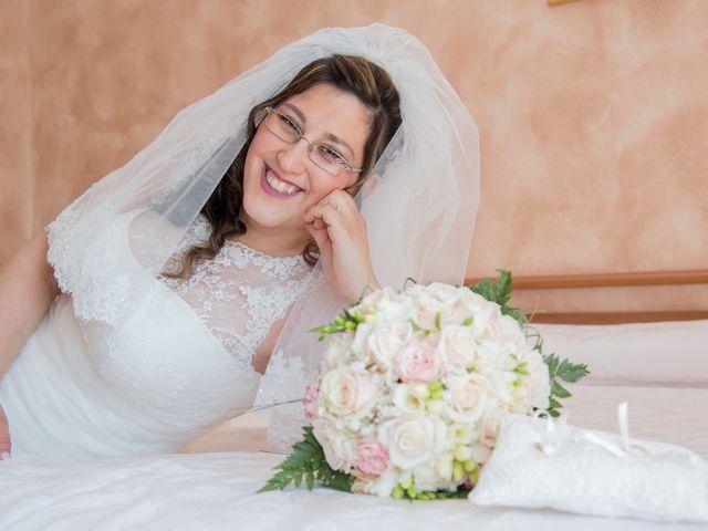 Il matrimonio di Luca e Costanza a Barzanò, Lecco 7