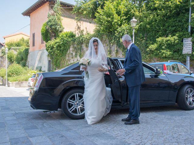 Il matrimonio di Luca e Costanza a Barzanò, Lecco 10