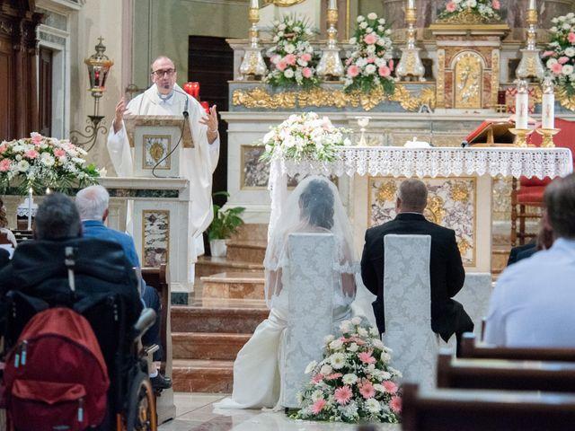 Il matrimonio di Luca e Costanza a Barzanò, Lecco 12