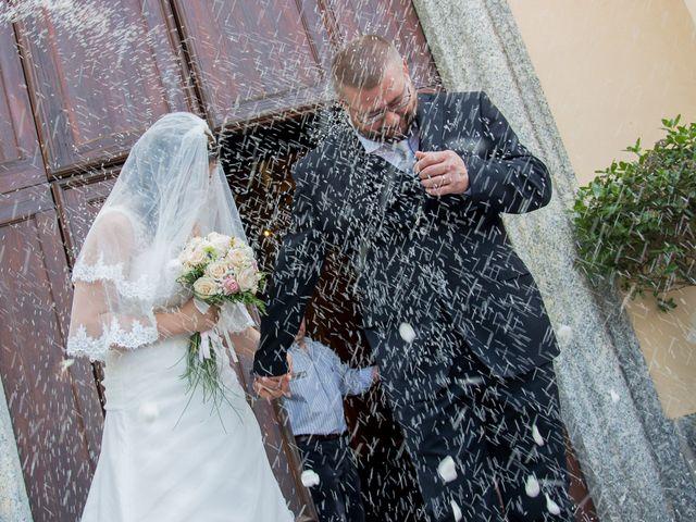 Il matrimonio di Luca e Costanza a Barzanò, Lecco 17