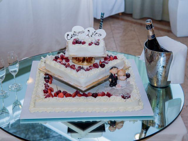 Il matrimonio di Luca e Costanza a Barzanò, Lecco 28