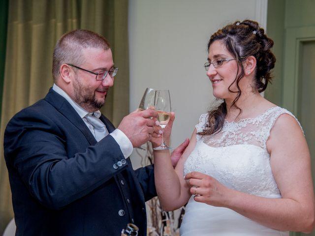 Il matrimonio di Luca e Costanza a Barzanò, Lecco 30
