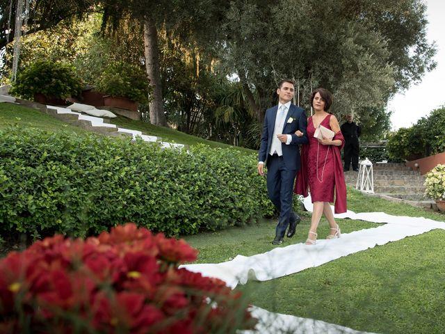 Il matrimonio di Dario e Teresa a Roma, Roma 20