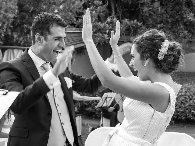 Il matrimonio di Dario e Teresa a Roma, Roma 1