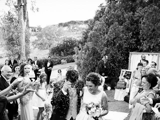 Il matrimonio di Dario e Teresa a Roma, Roma 43