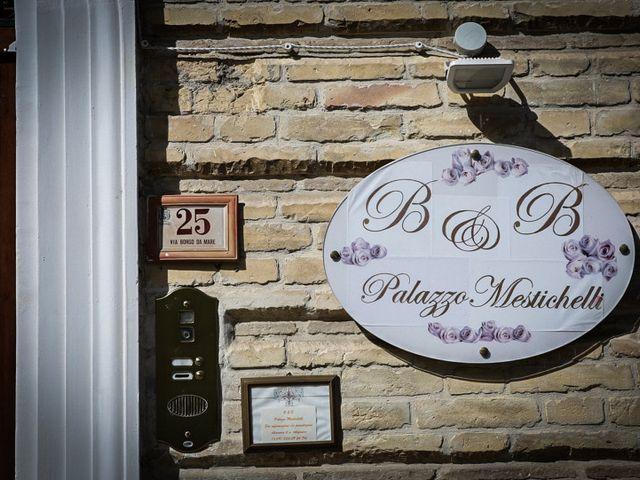 Il matrimonio di Patou e Leslie a Monteprandone, Ascoli Piceno 2