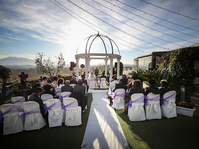 Il matrimonio di Patou e Leslie a Monteprandone, Ascoli Piceno 23
