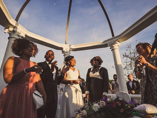Il matrimonio di Patou e Leslie a Monteprandone, Ascoli Piceno 24