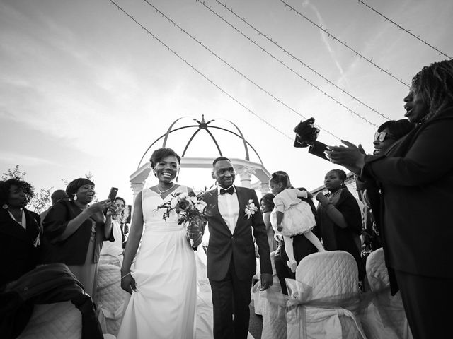 Il matrimonio di Patou e Leslie a Monteprandone, Ascoli Piceno 25