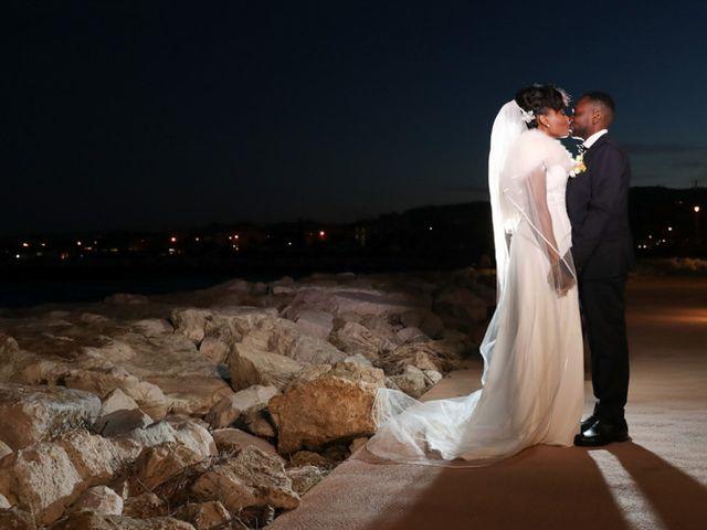 Il matrimonio di Patou e Leslie a Monteprandone, Ascoli Piceno 28
