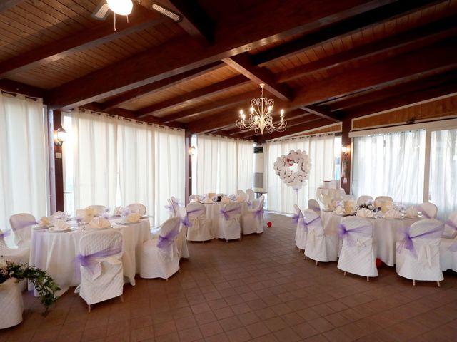 Il matrimonio di Patou e Leslie a Monteprandone, Ascoli Piceno 35