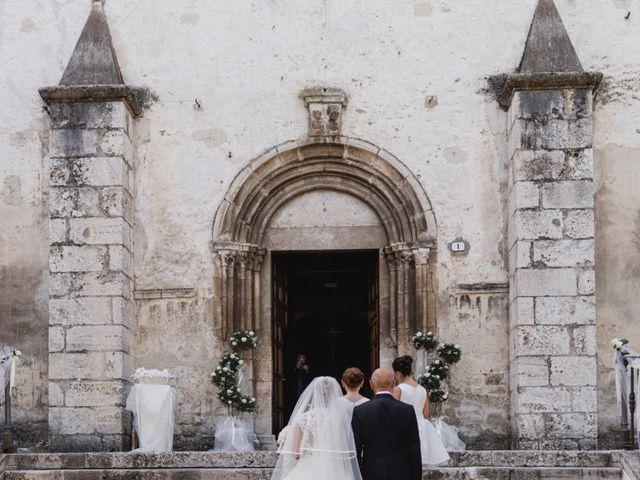 Il matrimonio di Carlo e Ludovica a Scanno, L'Aquila 4