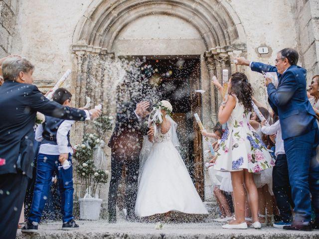le nozze di Ludovica e Carlo