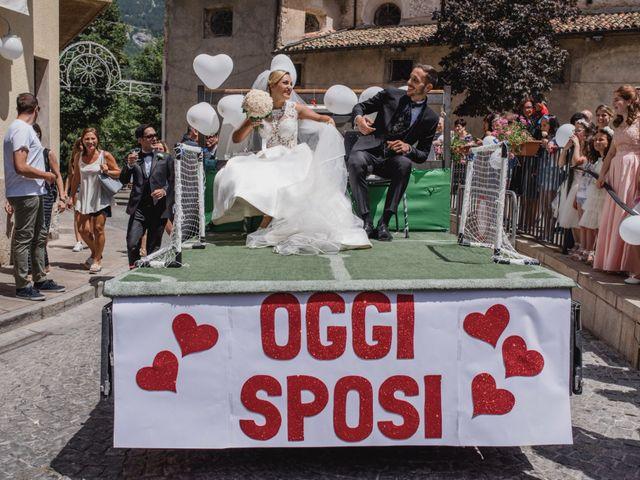 Il matrimonio di Carlo e Ludovica a Scanno, L'Aquila 15