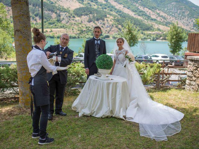 Il matrimonio di Carlo e Ludovica a Scanno, L'Aquila 1