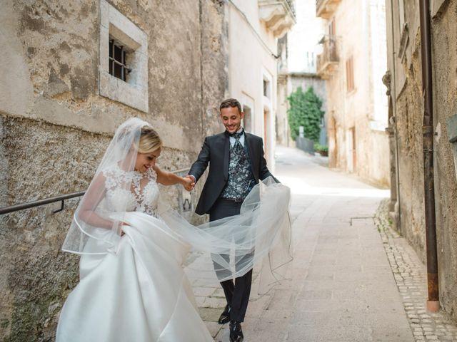 Il matrimonio di Carlo e Ludovica a Scanno, L'Aquila 27