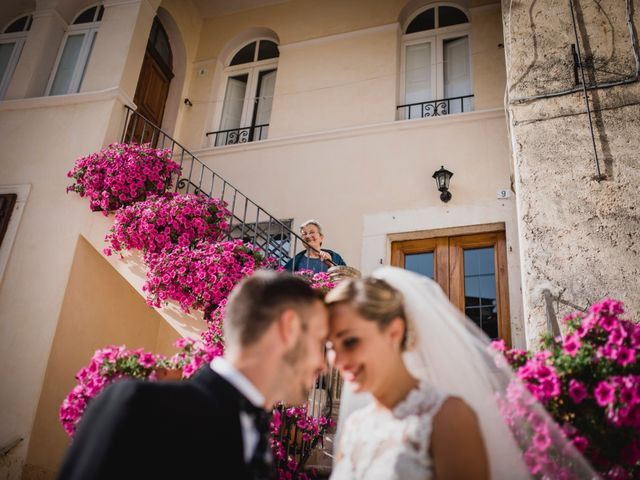 Il matrimonio di Carlo e Ludovica a Scanno, L'Aquila 26