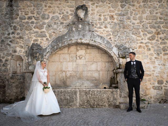Il matrimonio di Carlo e Ludovica a Scanno, L'Aquila 24
