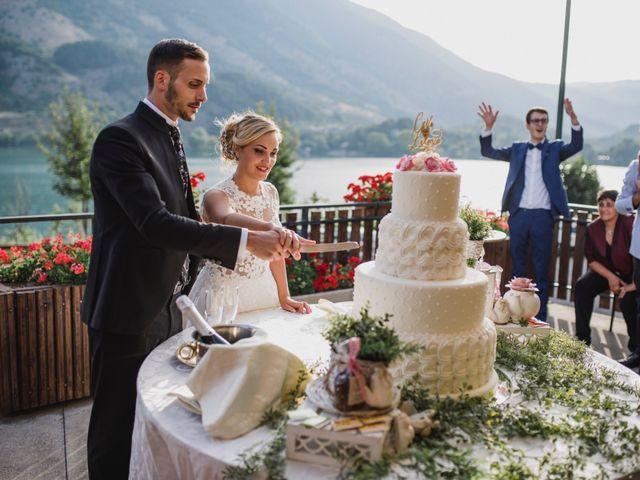 Il matrimonio di Carlo e Ludovica a Scanno, L'Aquila 23